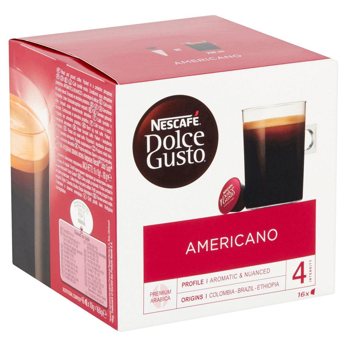 Nescafé Dolce Gusto Americano 128 g