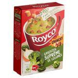 Royco Crunchy Groenten Suprême 3 x 15.9 g