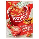 Royco Crunchy Suprême de Tomates 3 x 20.7 g