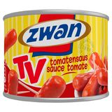 Zwan Worst TV Tomatensaus 210 g