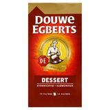 DOUWE EGBERTS Café Filtres DESSERT 10 pièces