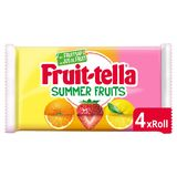 Fruittella Summer Fruits 4 x 41 g