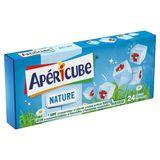 Apéricube Nature 24 Cubes 125 g