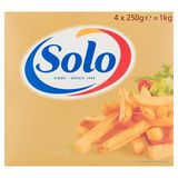 Solo | Graisse friture | 4x250g