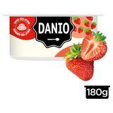 Danio Specialiteit met Verse Kaas Aardbei Snack 180 g
