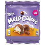 Milka Melo-Cakes 6 Pièces 100 g