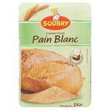 Soubry Farine pour Pain Blanc 5 kg