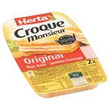 HERTA Croque Monsieur Original 2 Stuks 210 g