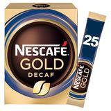 Nescafé Gold Decaf 25 x 2 g