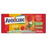 Apéricube Salsa 24 Cubes 125 g