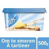 Effi Real Light Margarine à Tartiner 500 g