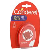 Canderel Zoetstof Tablettendispenser Pocket pack 100st