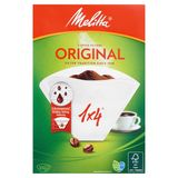 Melitta 1 x 4 Original Coffee Filters 100 Stuks
