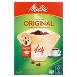 Melitta 1 x 4 Original Koffiefilters 100 Stuks