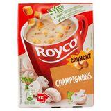 Royco Crunchy Champignons 3 x 18.9 g