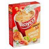 Royco Crunchy Gevogelte 3 x 20.5 g