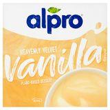 Alpro Dessert Vanille 4 x 125 g