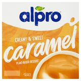 Alpro Karamel Dessert 4 x 125 g