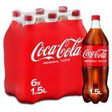 Coca-Cola 6 x 1.5 L