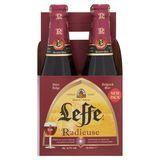 Leffe Radieuse Belgisch Bier Flessen 4 x 33 cl