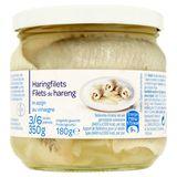 Filets de Hareng au Vinaigre 3/6 Pièces 350 g