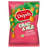 Duyvis Crac A Nut Cacahuètes Paprika Flavour 500g