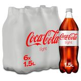 Coca-Cola Light Pet 6 x 1500 ml