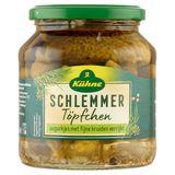 Kühne Schlemmertöpfchen Kleine Augurken met Fijne Kruiden 530 g