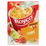 Royco Crunchy Curry 3 x 19.6 g