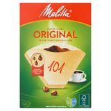 Melitta 101 Original Koffiefilters 40 Stuks