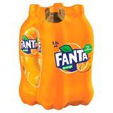 Fanta Orange 4 x 1.5 L