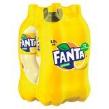 Fanta Lemon 4 x 1.5 L