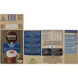 NESCAFÉ KoffieCAPPUCCINODecafZakjes 125 g