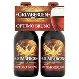 Grimbergen Abdijbier Optimo Bruno Flessen 4 x 33 cl