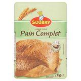 Soubry Farine pour Pain Complet 2 kg
