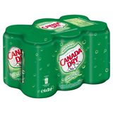 Canada Dry Ginger Ale 6 x 33 cl