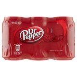 Dr Pepper 6 x 33 cl