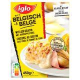 Iglo Chicons au Gratin à la Purée de Pommes de Terre 450 g