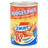 Zwan Worst TV Budget Pack 410 g