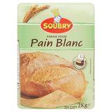 Soubry Farine pour Pain Blanc 2 kg