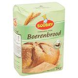 Soubry Farine pour Pain de Campagne 2 kg