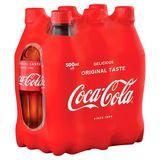 Coca-Cola 6 x 500 ml