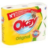 Okay Original Keukenpapier Wit 3 Rollen