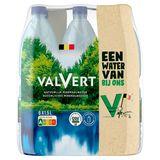 VALVERT® Eau Minérale Naturelle Belge 6 x 1.5L PET Bouteille
