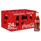 Coca-Cola 24 x 200 ml