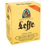 Leffe blond 6 x 75 cl