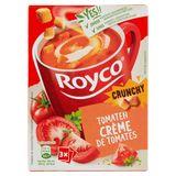 Royco Crunchy Tomatencrème 3 x 18.1 g