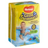 Huggies Little Swimmers Maillots Bain Jetables 3-4 (7kg-15kg) 12 Pc