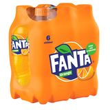 Fanta Orange 6 x 500 ml