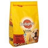 Pedigree Vital Protection Hondenvoeding Adult Droge Voeding Rund 3 kg